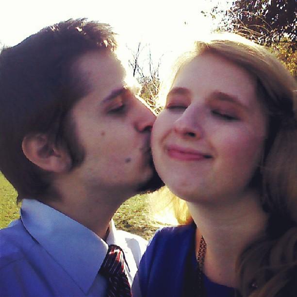 kisses from chet