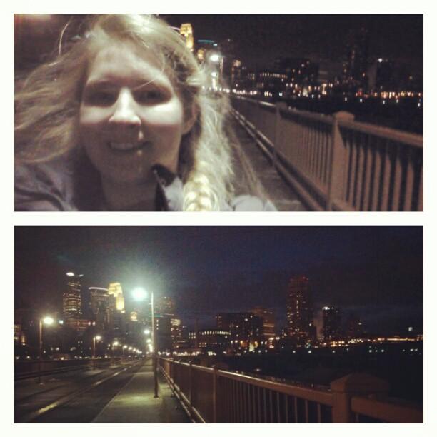 minneapolis night time