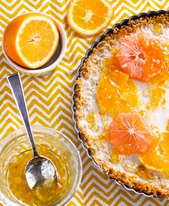 citrus tart